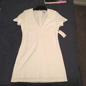 Tobi White Dress